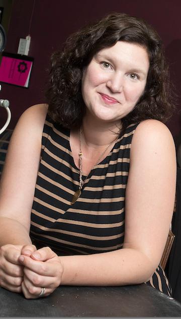 Amanda Uhle, Executive Director of 826 Michigan