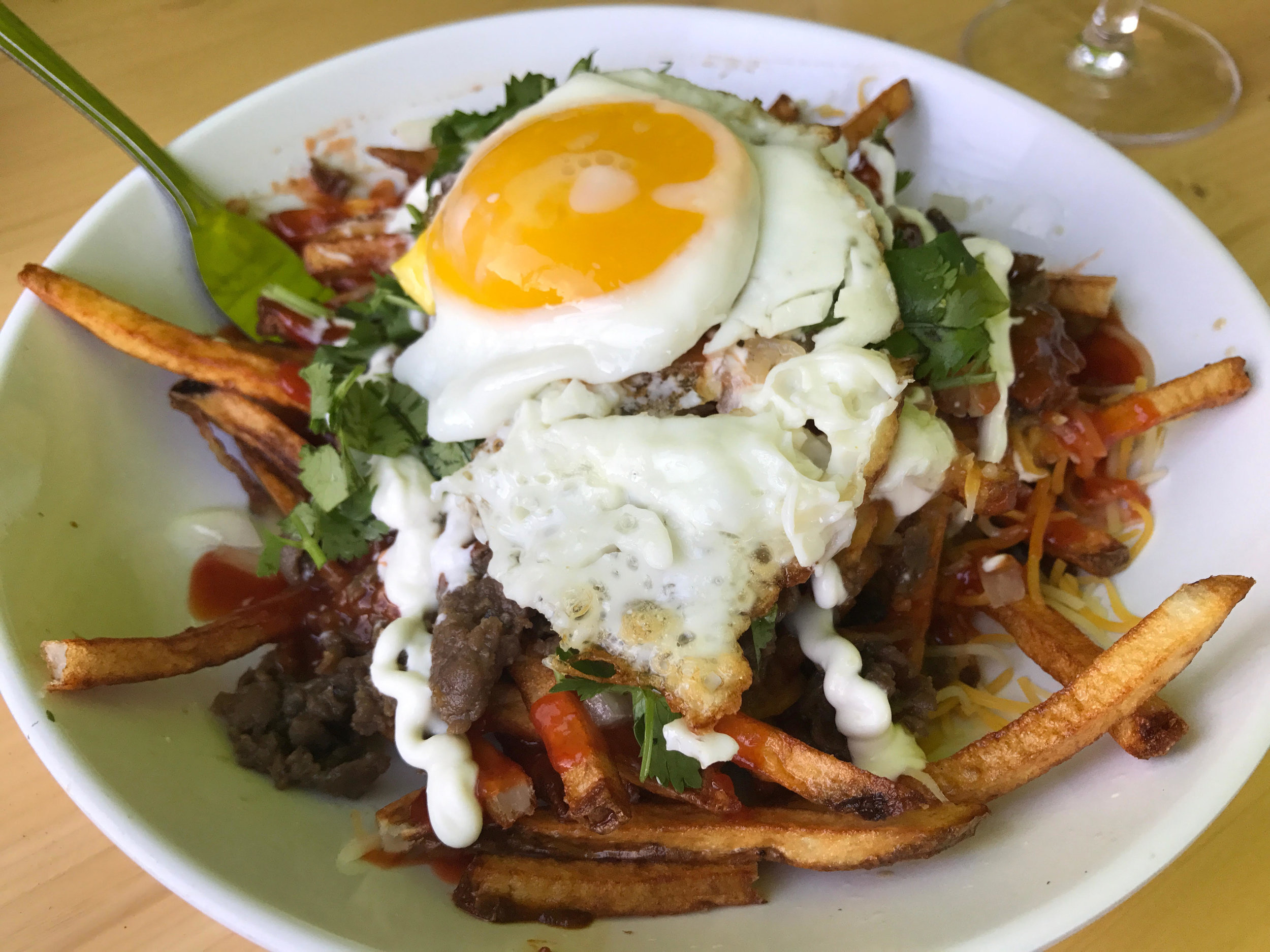 Bulgogi Fries