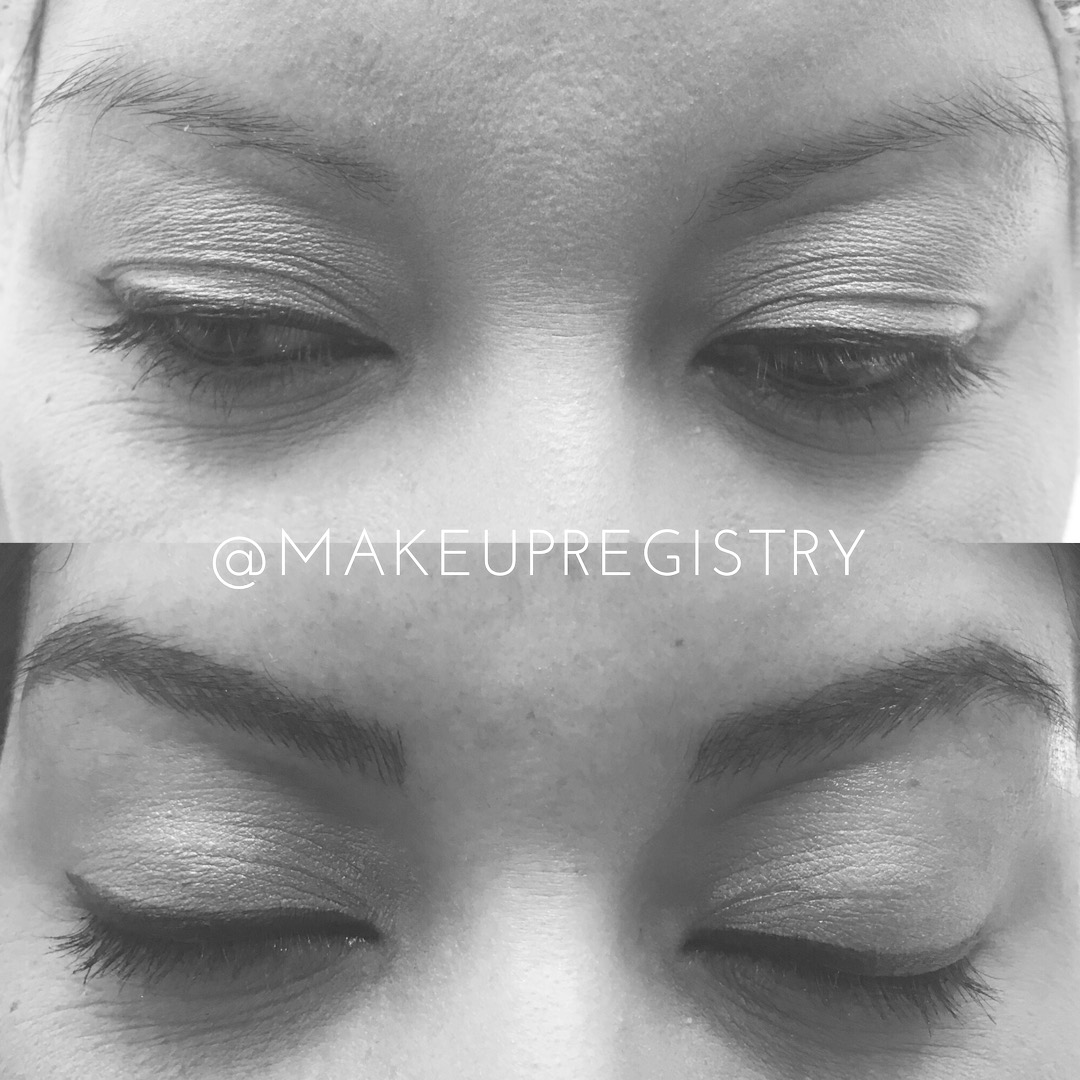 Yesi's Microblading Results