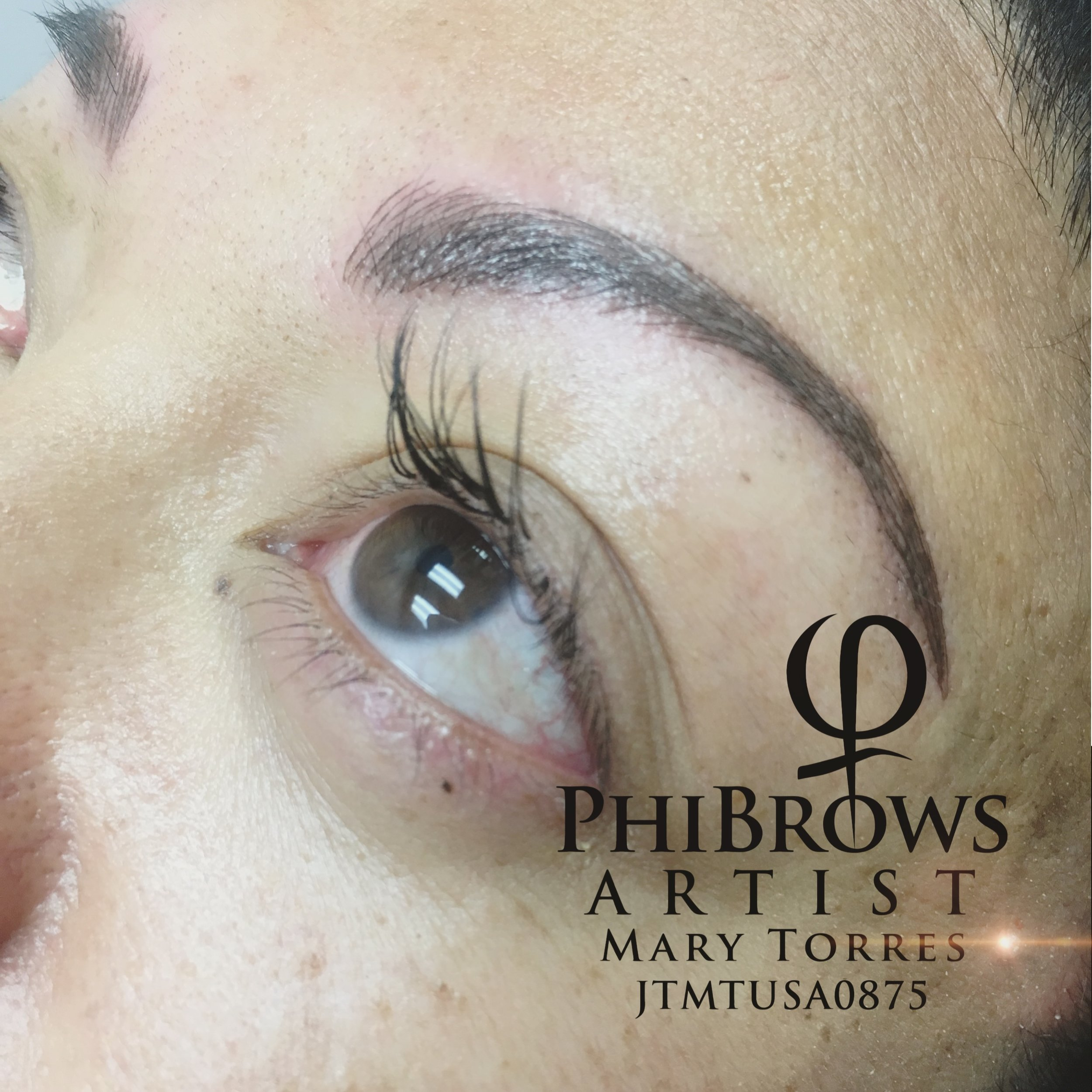 Gen's Microblading Results