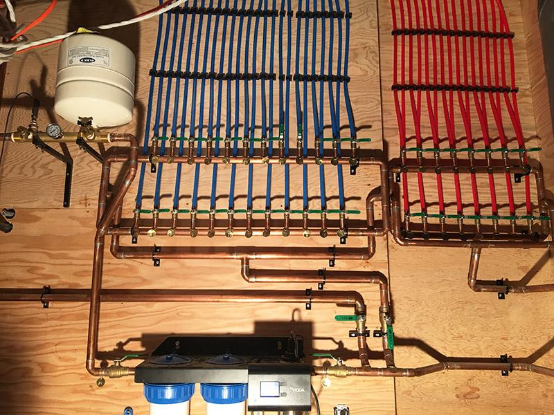 Lee Plumbing Setup