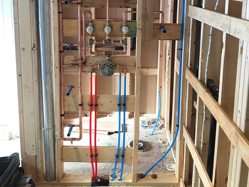 Lee Plumbing Installation