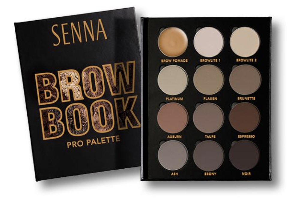 Senna Brow Book