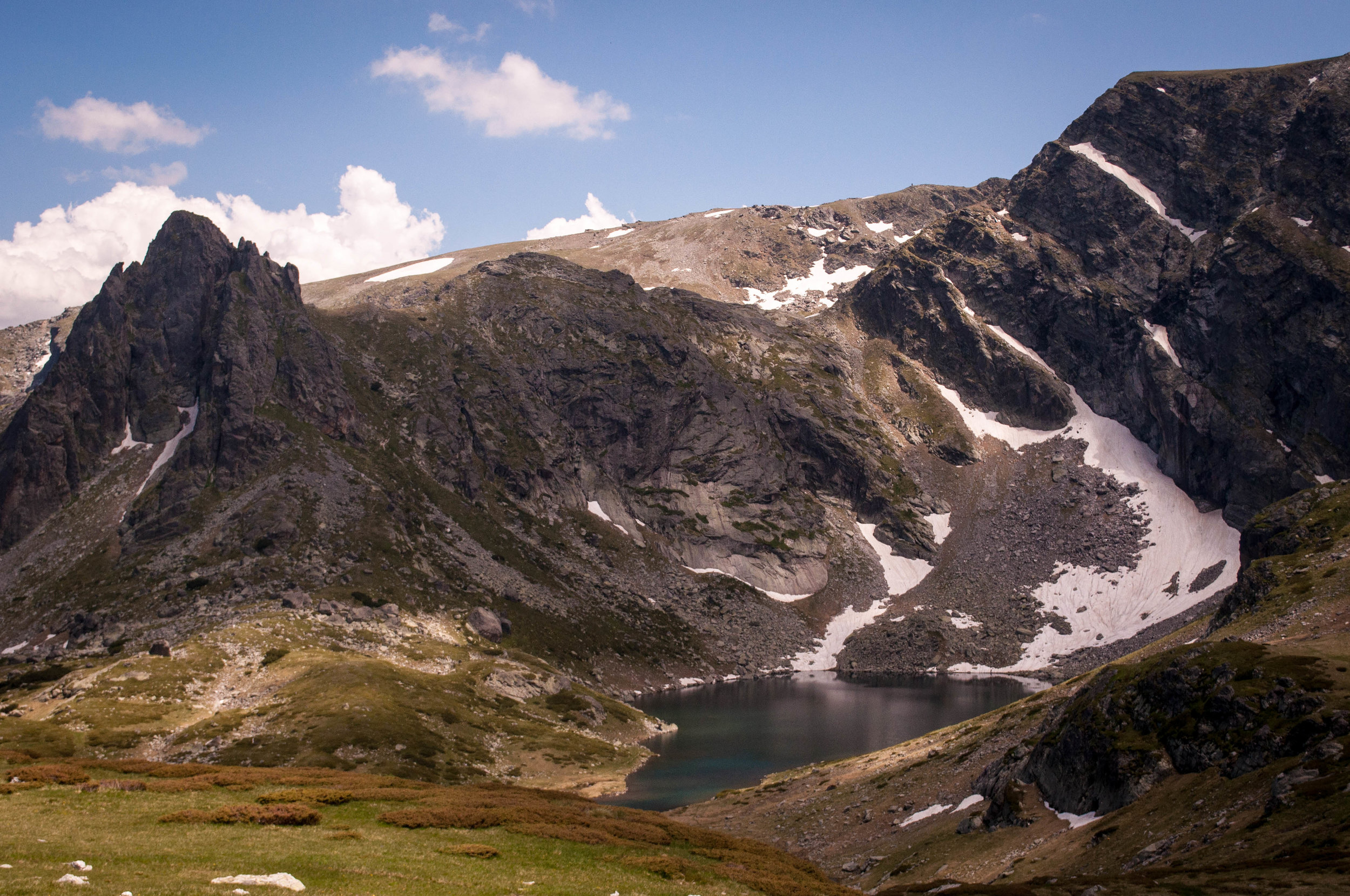 Seven Rila Lakes,  this was one of our stops in our Road trip in Bulgaria