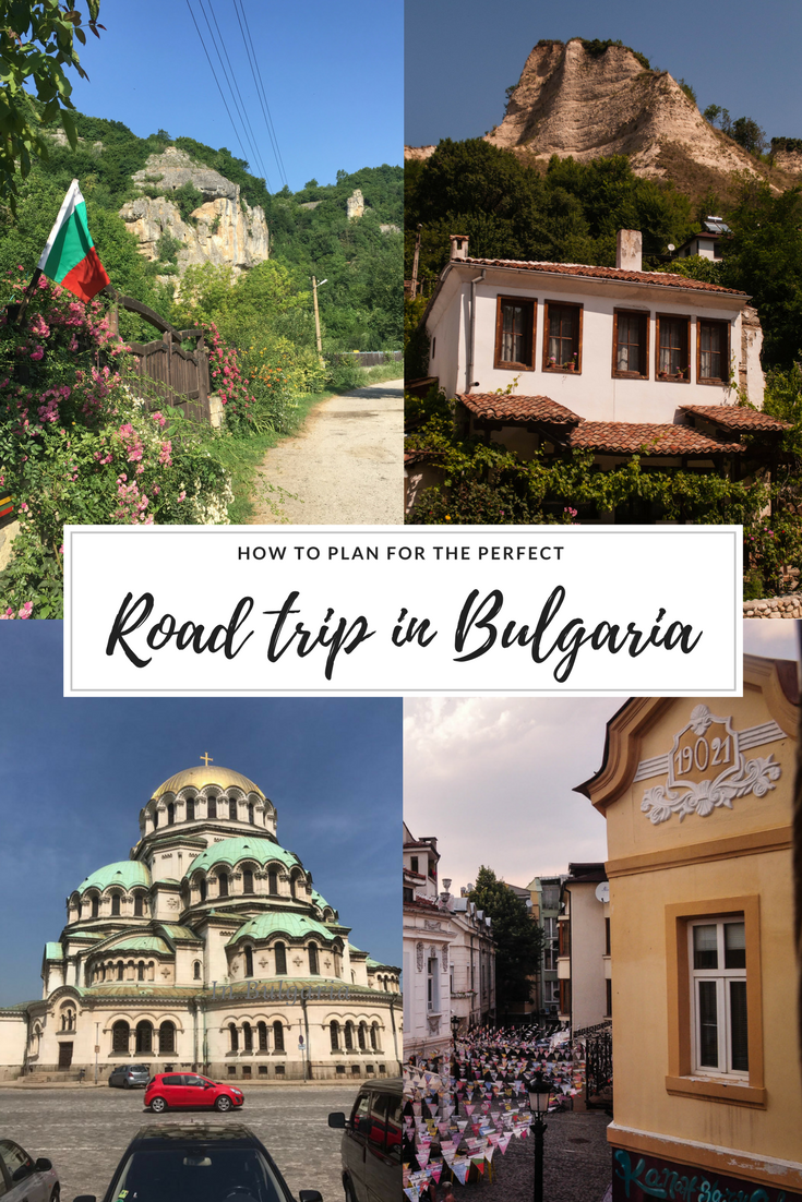 Road trip through Bulgaria