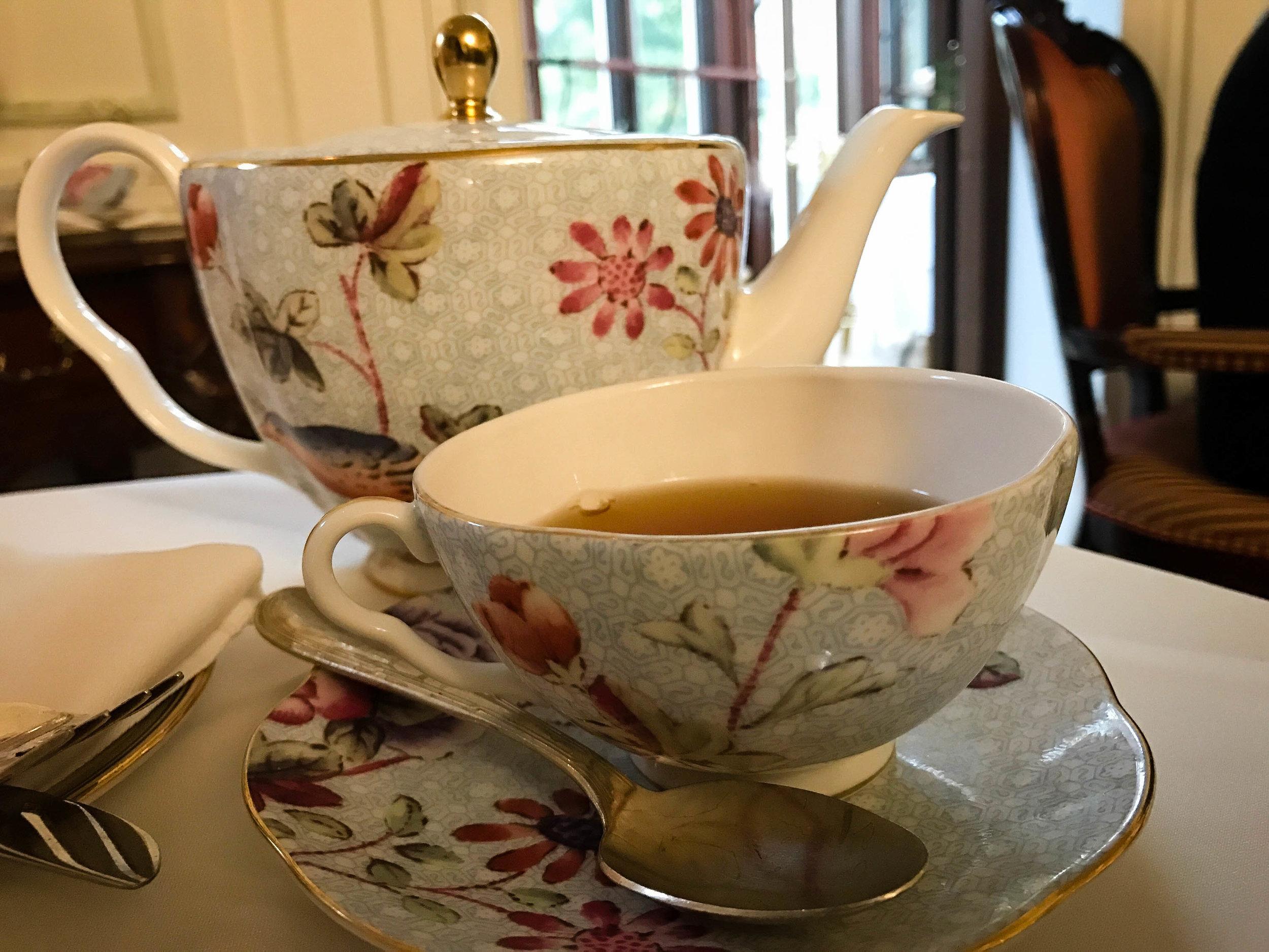 Afternoon tea Niagara on the Lake