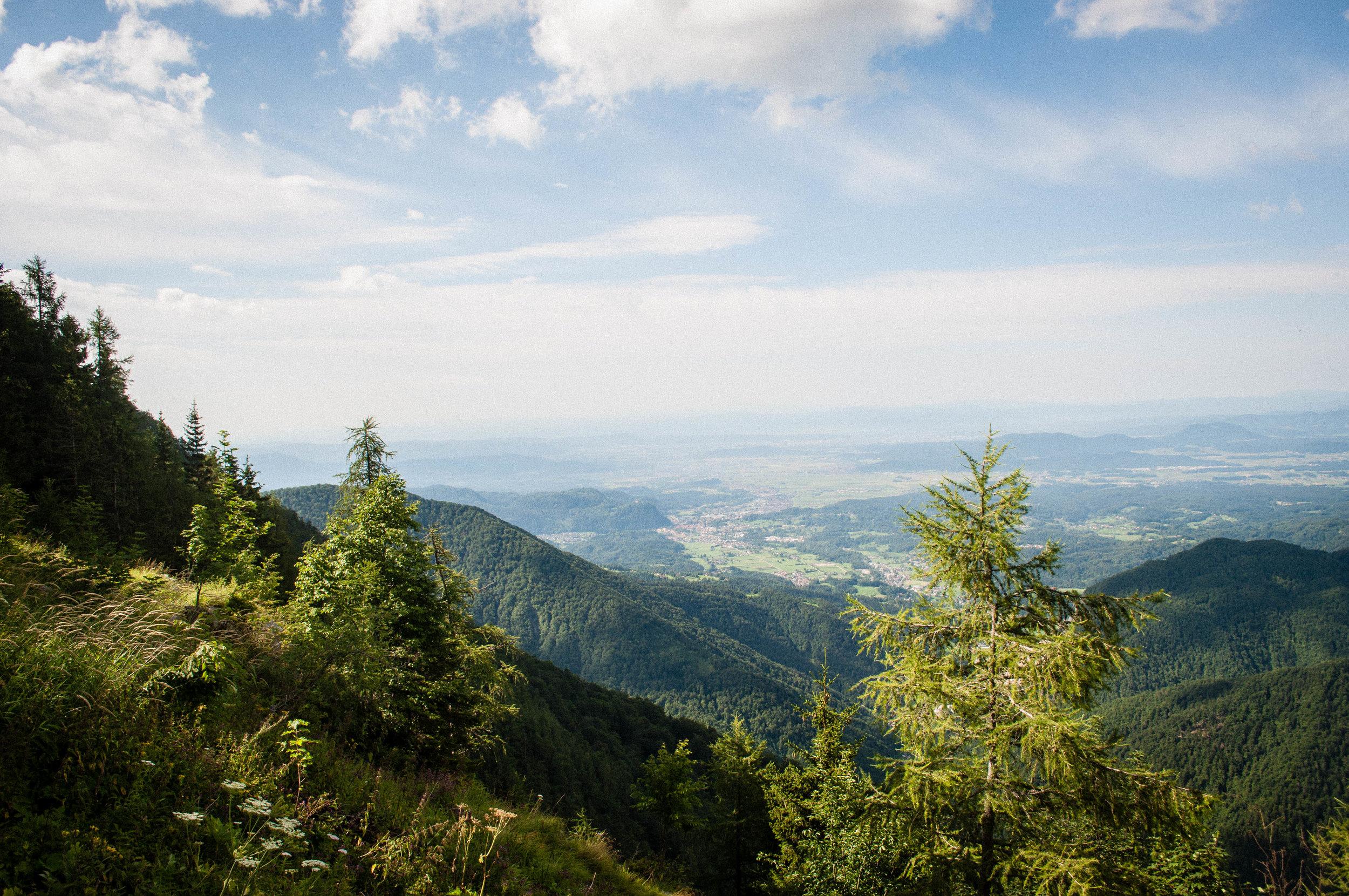 2 nature day trips from Ljubljana