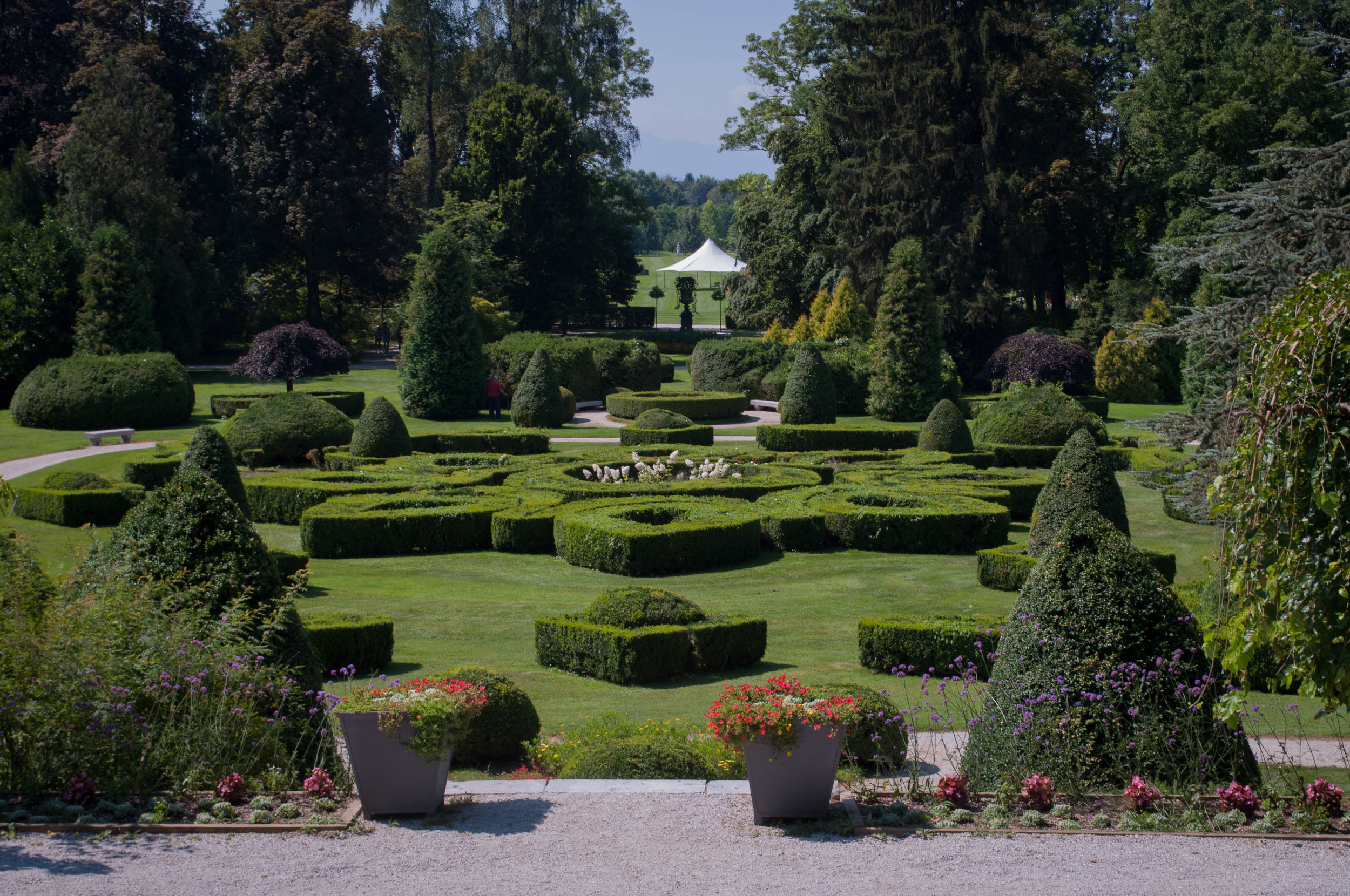 Arboretum, a day trip of Ljubljana