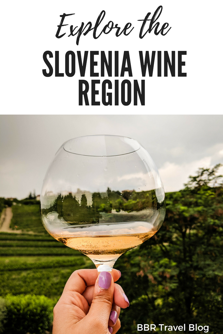 This guide will give all the tips to explore the Slovenia Wine Region. BRB lists the best wineries to do wine tasting in the Brda region of Slovenia. #winetasting #Slovenia #europe #travel #wineroute #winery #vineyard #foodie
