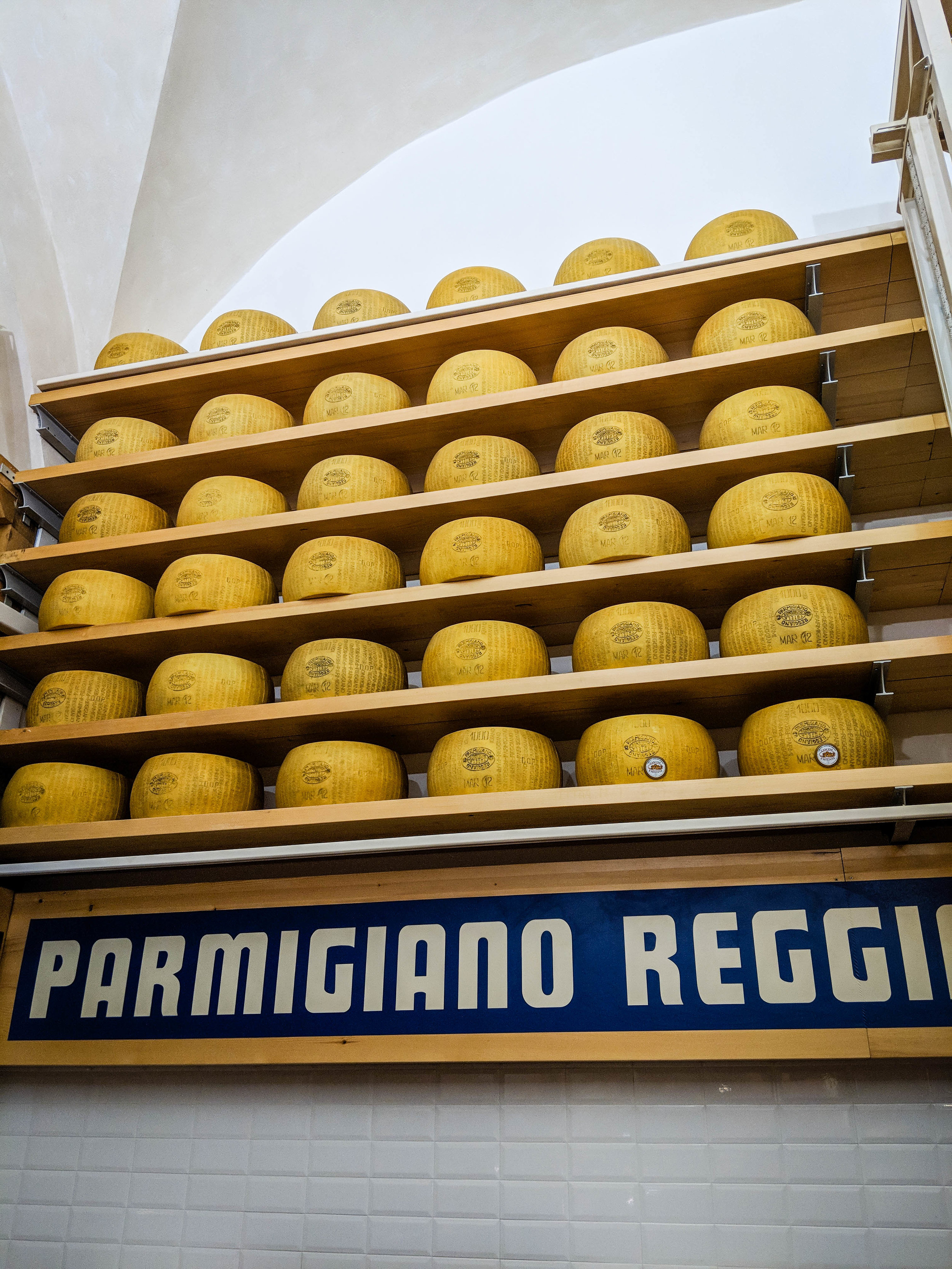 Parmegiano, a must eat dish in Bologna