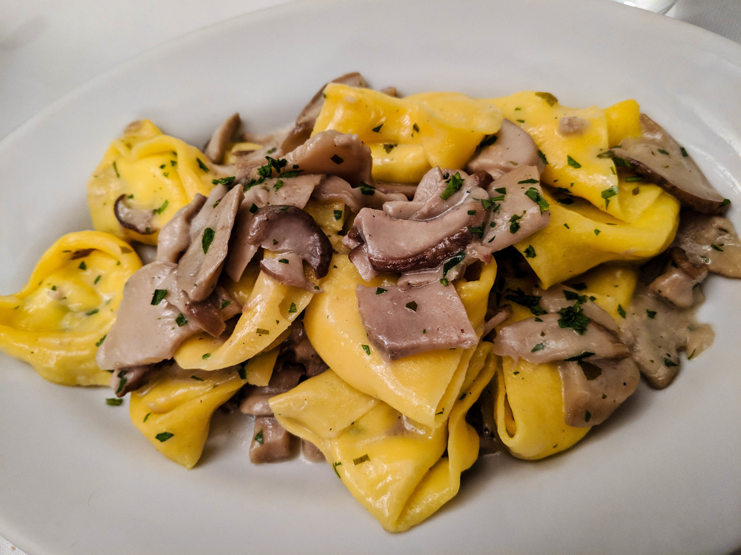 Tortellini, a must eat dish in Bologna