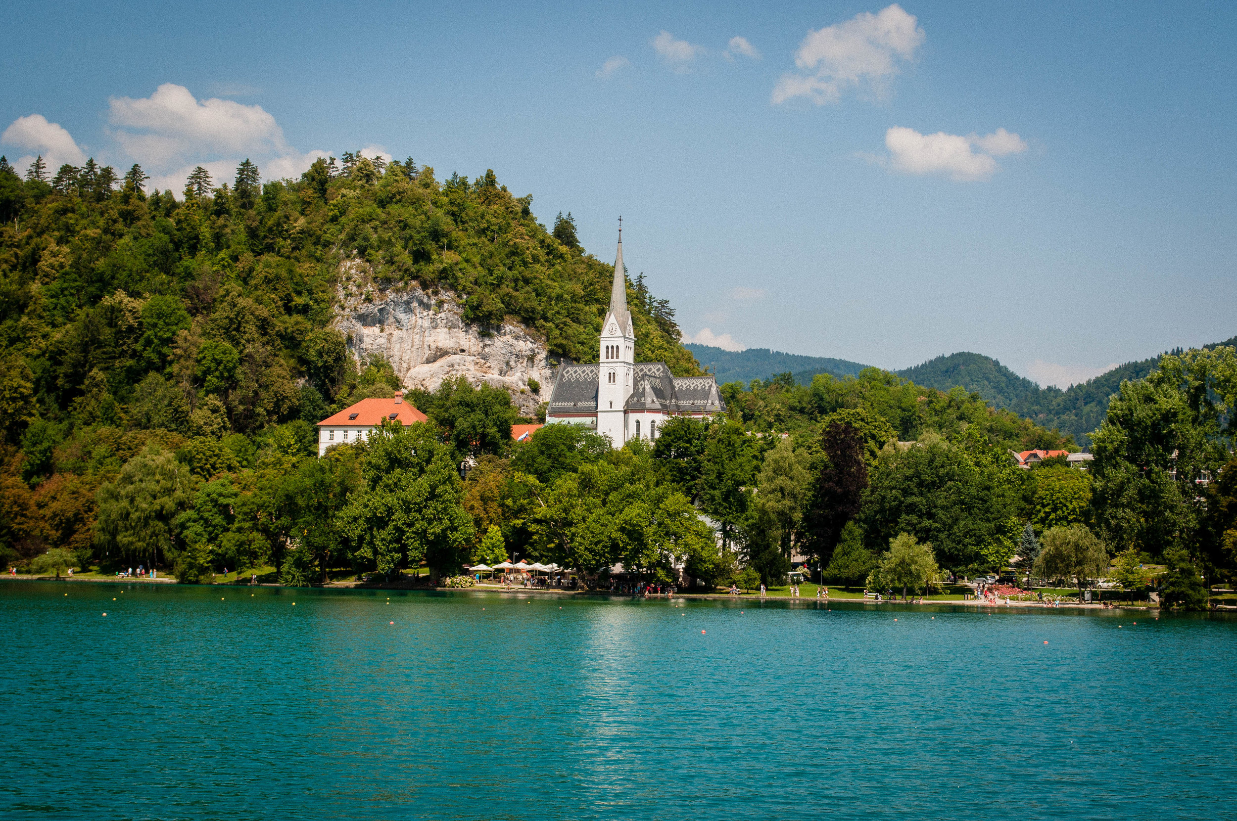 Bled island, Things to do in Lake Bled