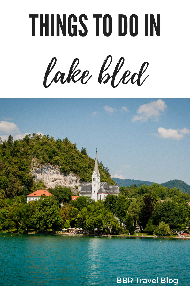 Things to do in Lake Bled, Slovenia, This guide gives you the top activities to do and explore in this postcard destination #travel #europe #slovenia #lakeBled #Thingstodo #bucketlist