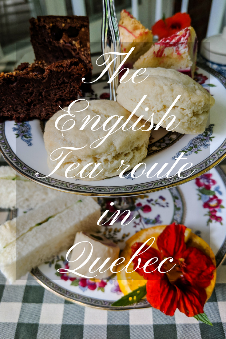 A ride through the English Tea route in Quebec. Takes a drive through the many tea houses in the Eastern Townships in the Canadian Quebec province. #Canada #Englishteatime #teatime #quebec #easterntownships #travel
