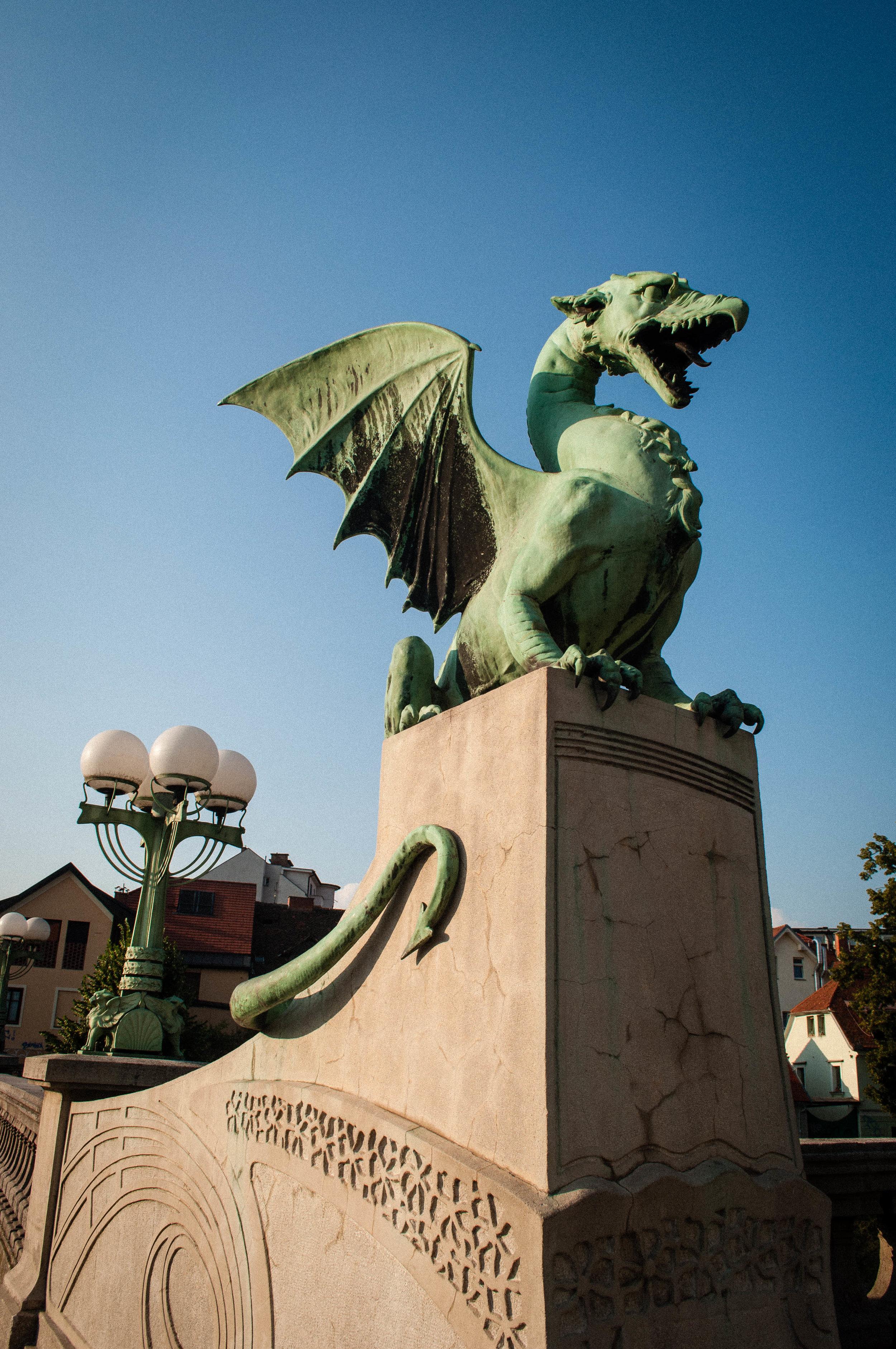 Ljubljana, part of the itinerary Road trip in Slovenia
