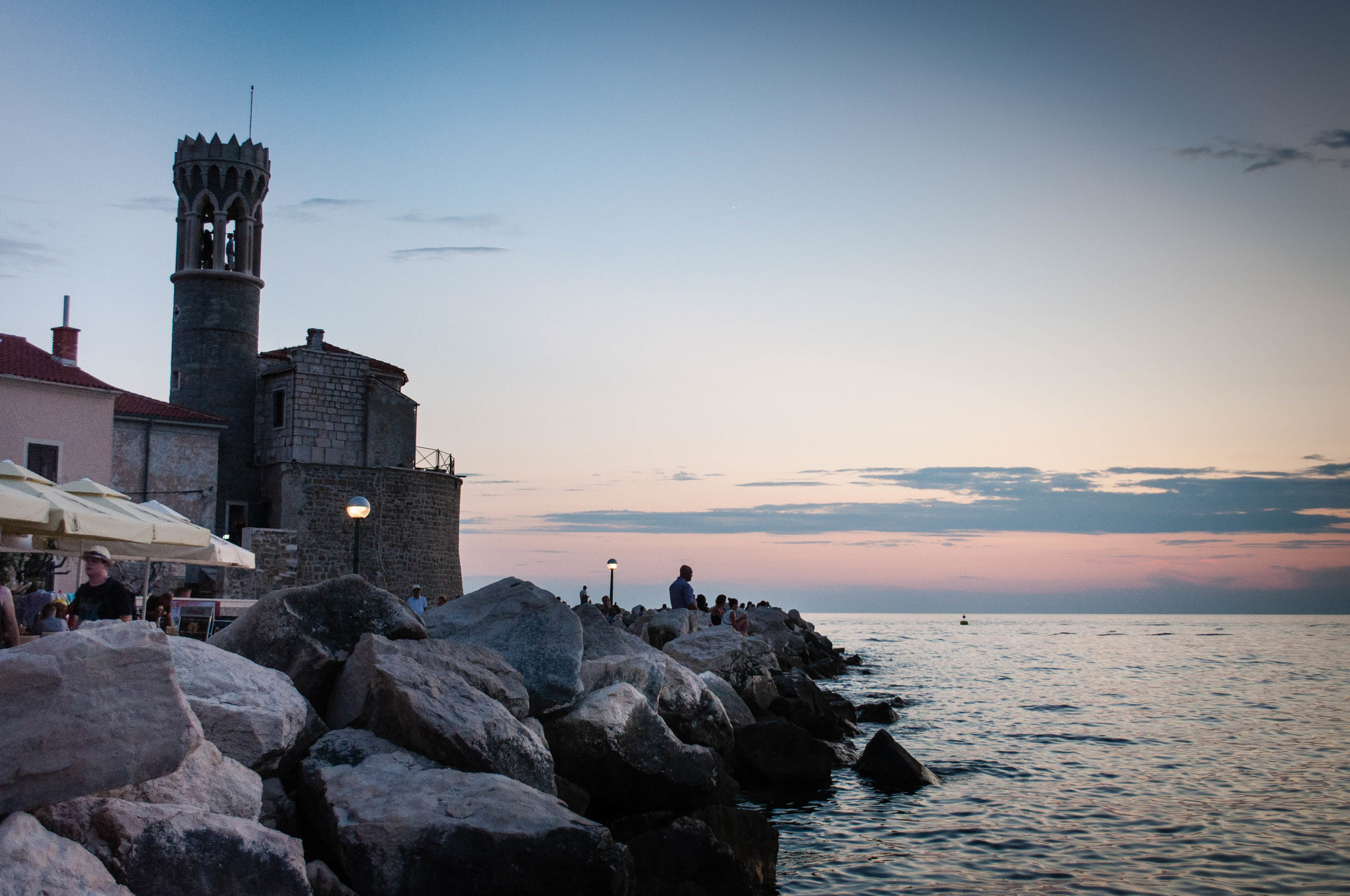 Piran, part of the itinerary Road trip in Slovenia