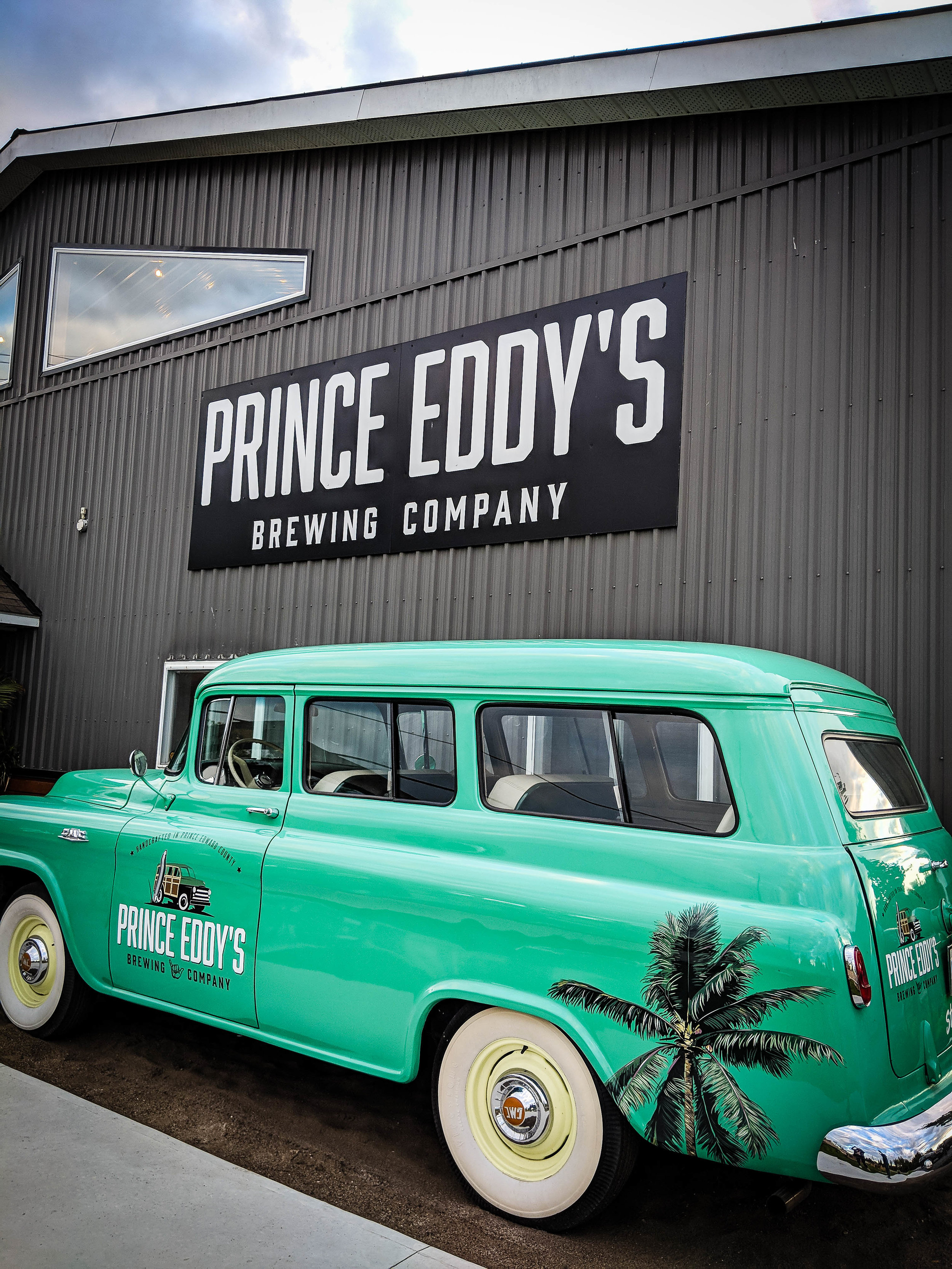 Prince Eddy's Brewery - Things to do in Prince Edward County