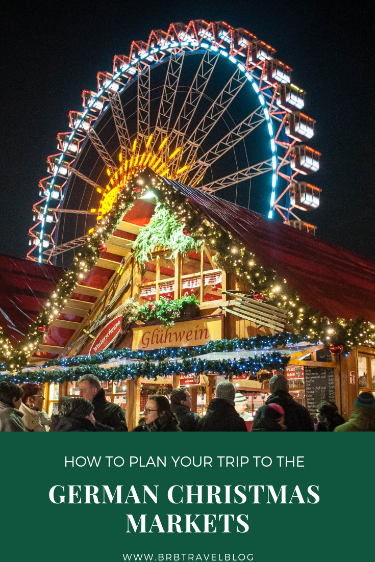 How to plan your trip to the German Christmas Markets. This complete guide gives you the inside tips on how to enjoy the European Christmas Markets to its maximum. The guide gives tips from what to eat to what to wear! #ChristmasMarkets #TravelGuide #Germany #Europe