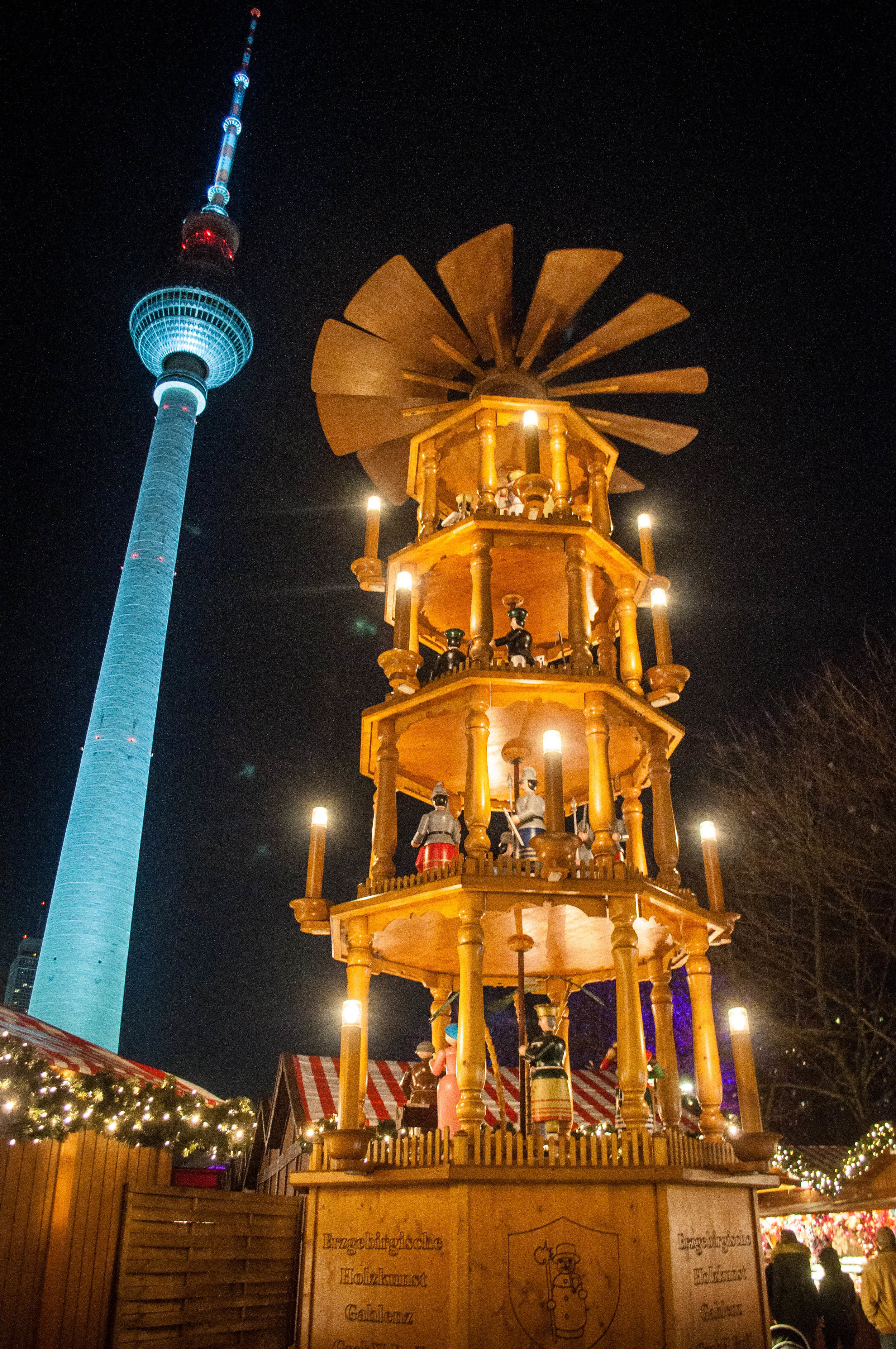 How to plan your trip to the German Christmas Markets