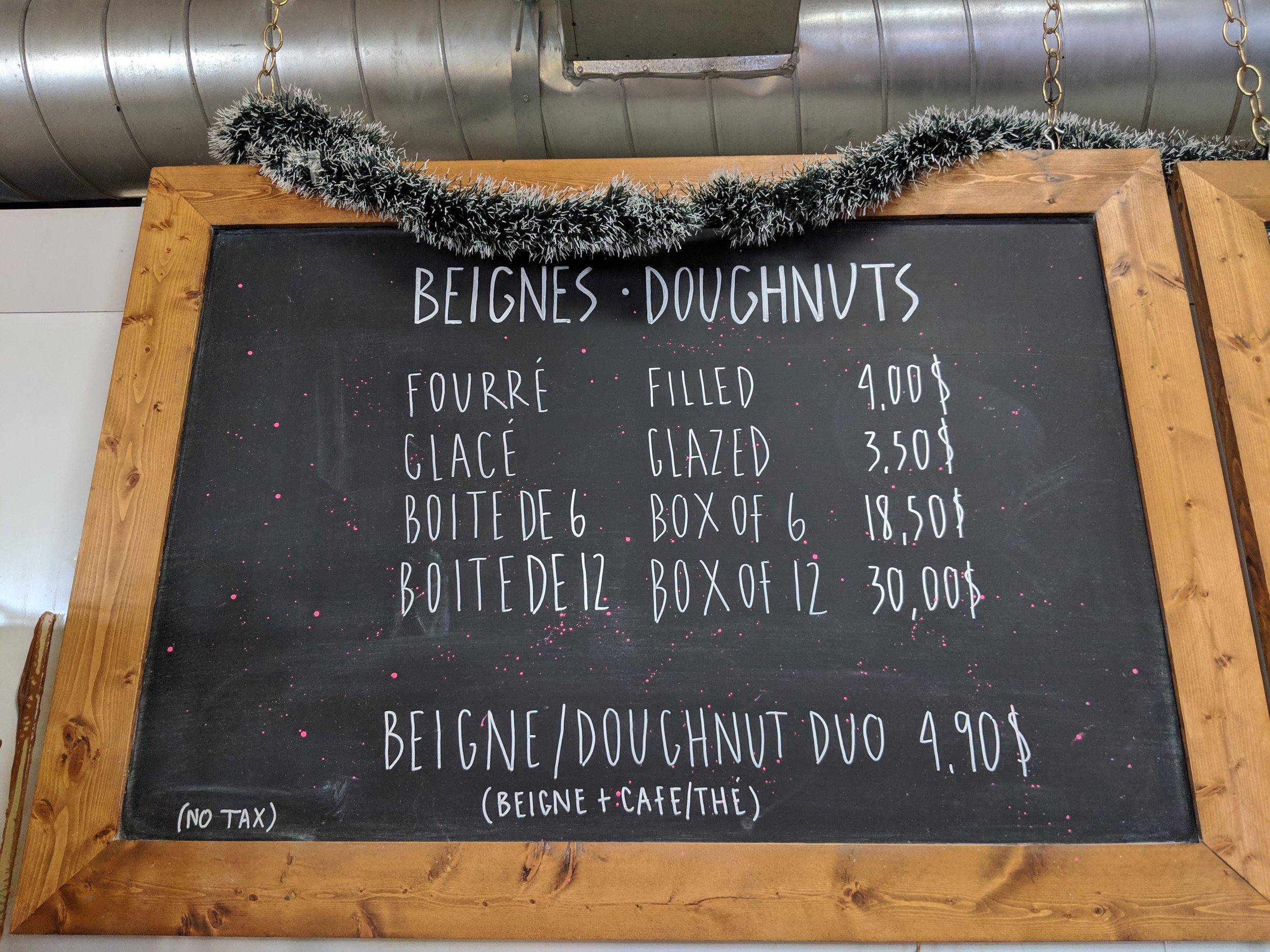 Leche Desserts. Saint-Henri, a Montreal neighbourhood guide