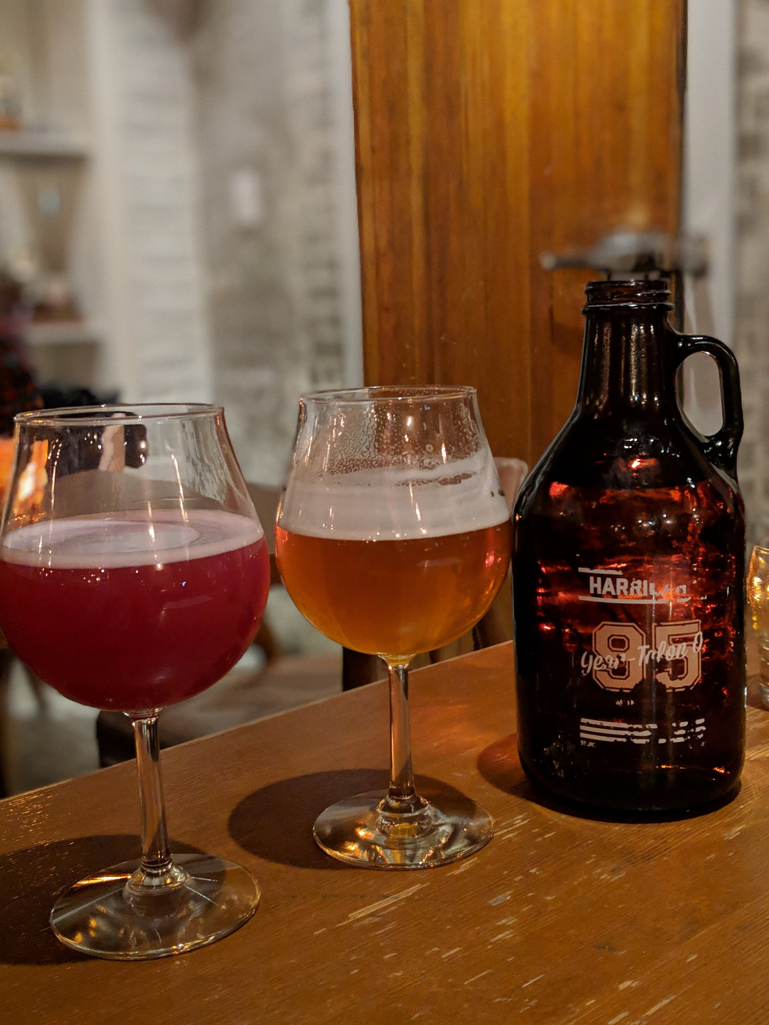 Brasserie Harricana. A guide of Montreal breweries