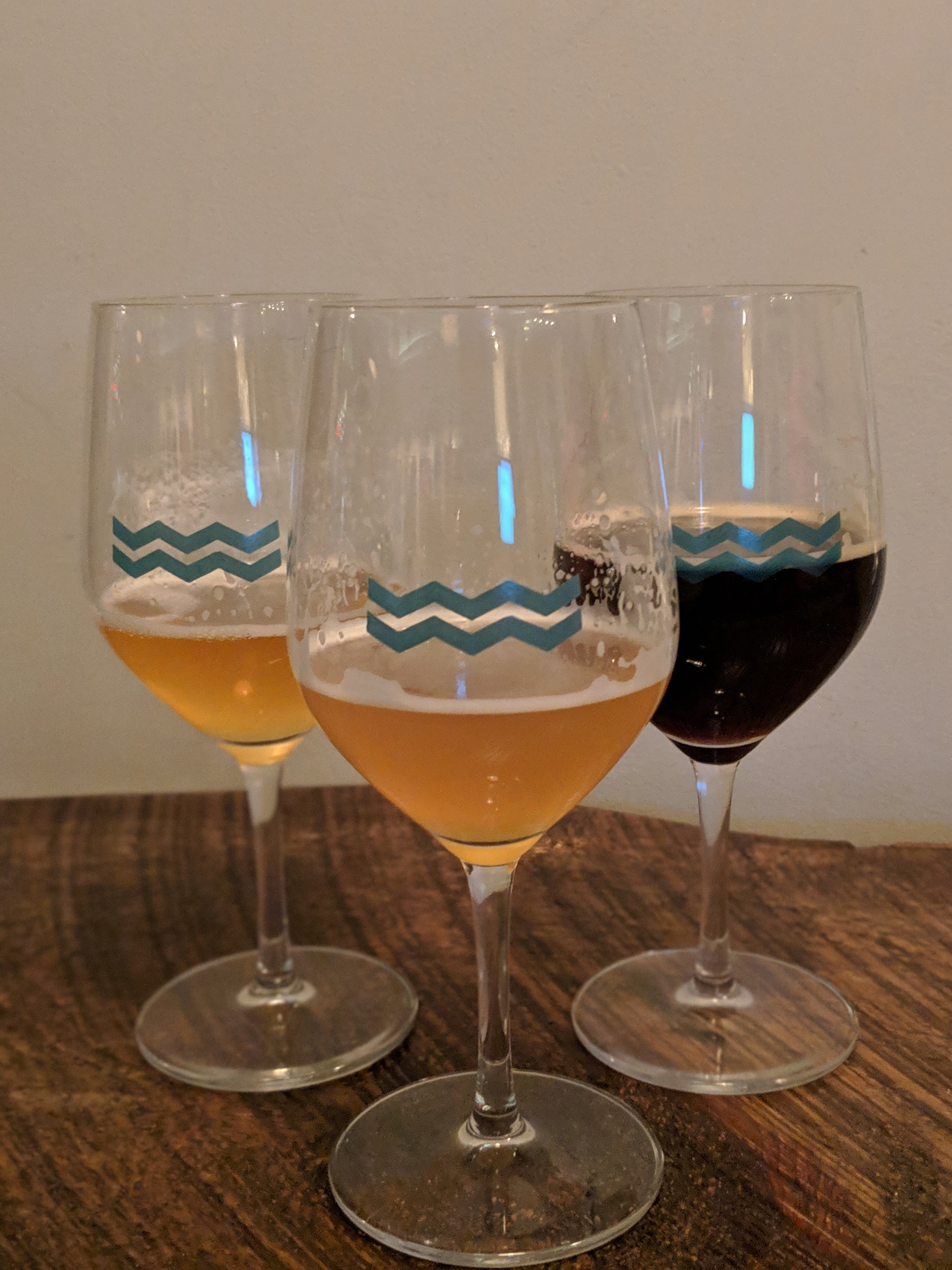Isle de Garde. A guide of Montreal breweries