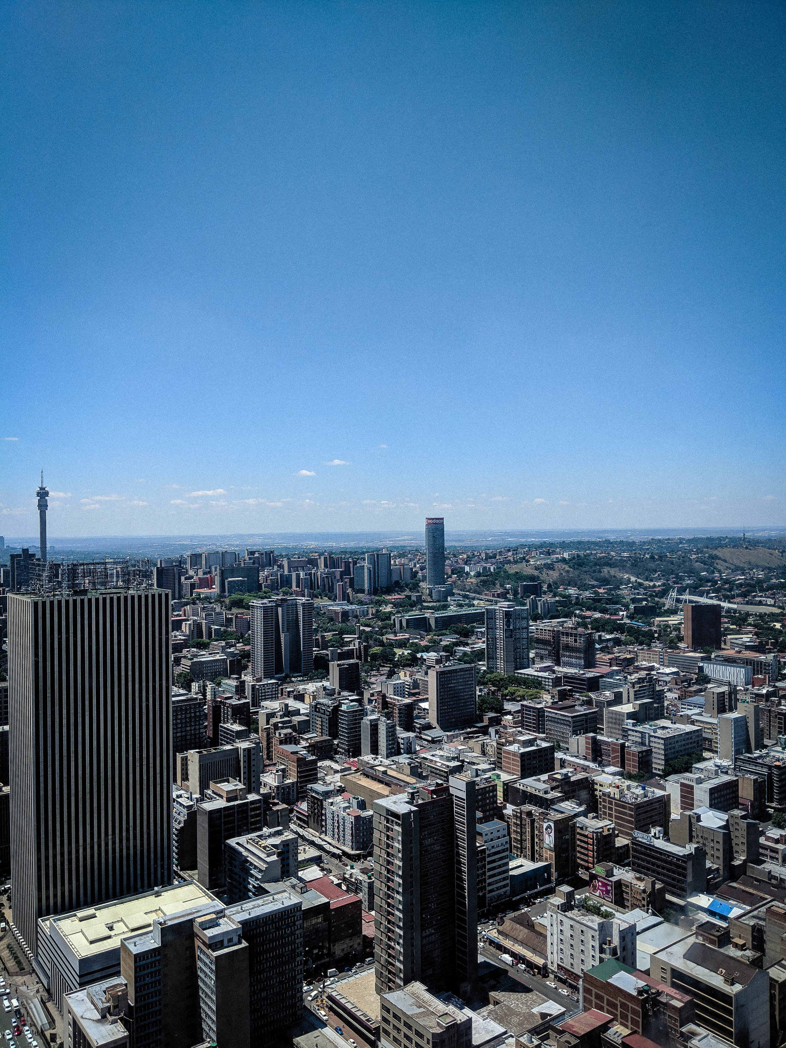 View from the Top of Africa. Johannesburg Itinerary