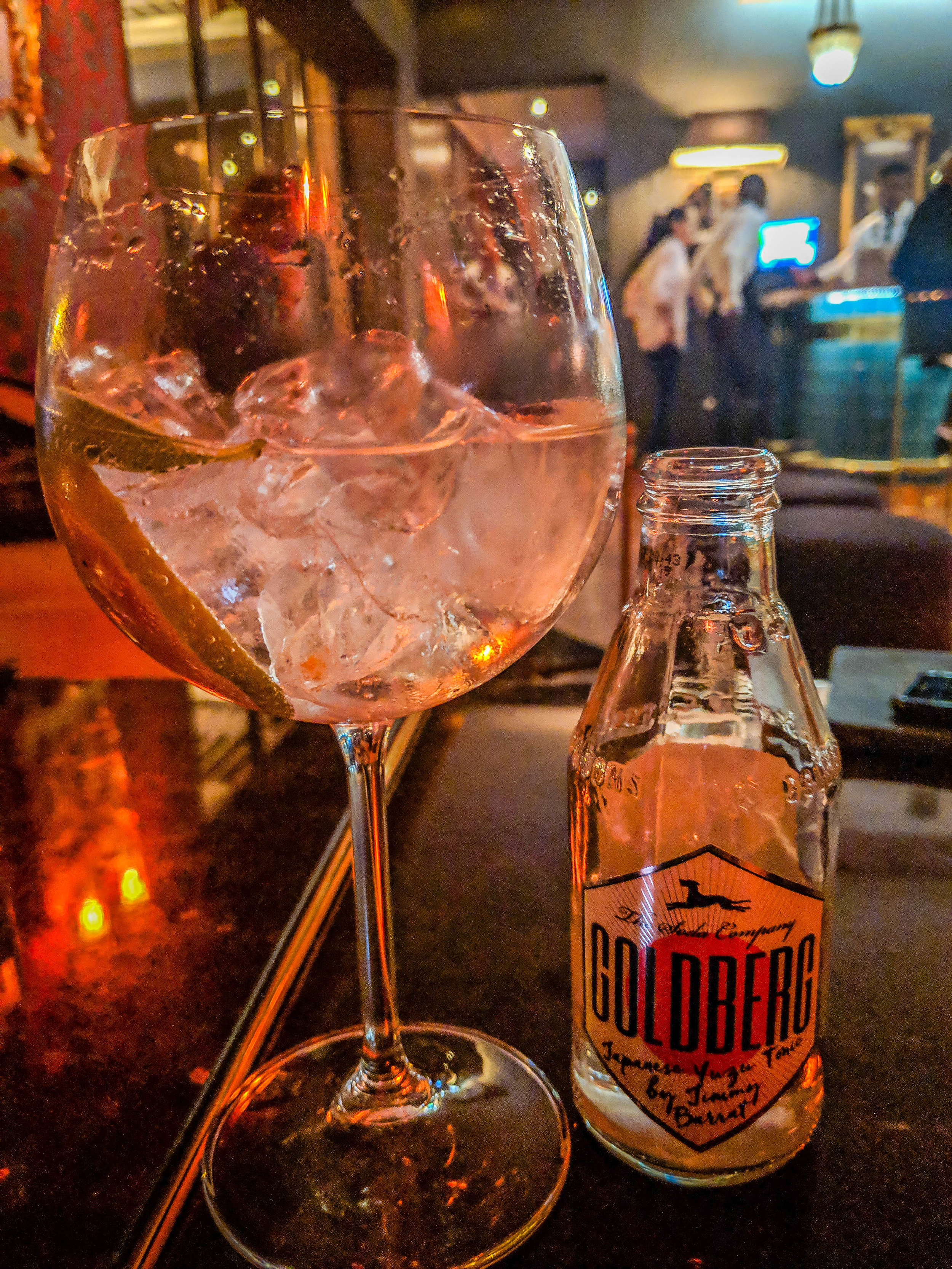 Gin and Tonic in Johannesburg Itinerary