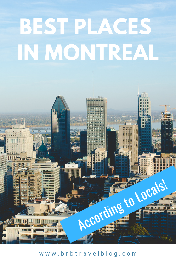 Best places in Montreal according to locals. Check out the perfered places of Montrealers.  #montreal #montreallife #canada #travel #americas #northamerica
