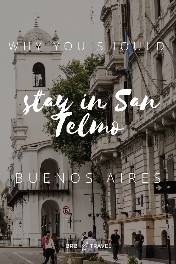 San Telmo is and probably always will be the heart of Buenos Aires. Filled with artists, street art, hip cafés and boutique hotels, San Telmo is must-do in the city. This vibrant and eclectic barrio will be your perfect place to stay for your visit in Buenos Aires. #Argentina #BuenosAires #Americas #BoutiqueHotel