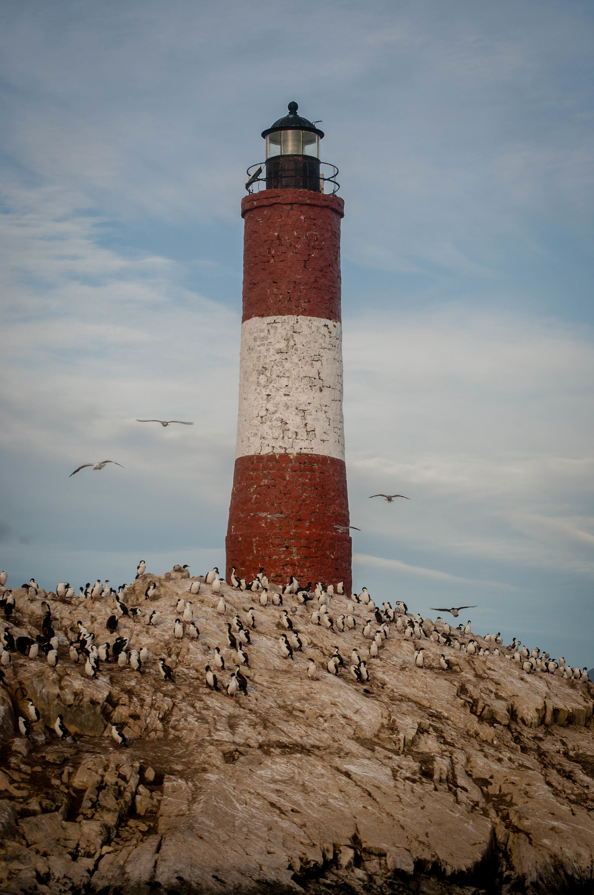 Les Eclaireurs lighthouse