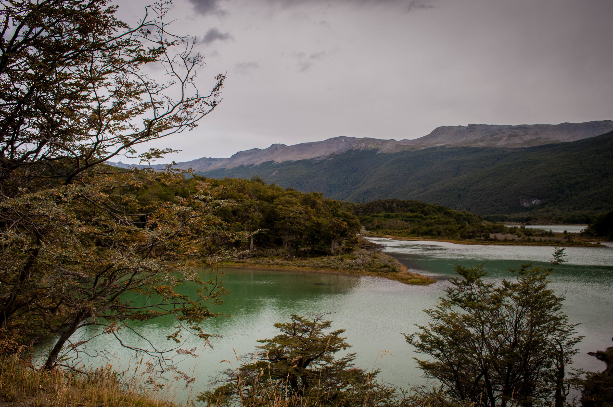 Views from the Parque Nacional Tierra del Fuego. Best things to do in Ushuaia