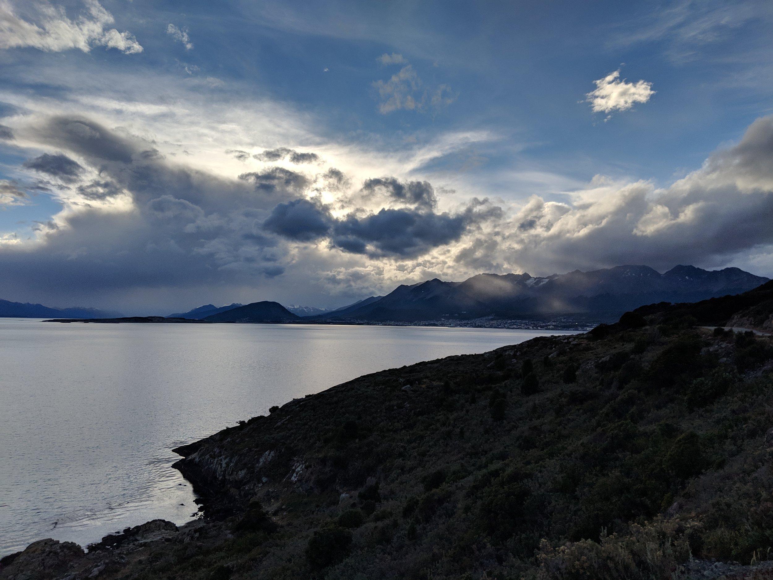 Playa larga.  Best things to do in Ushuaia