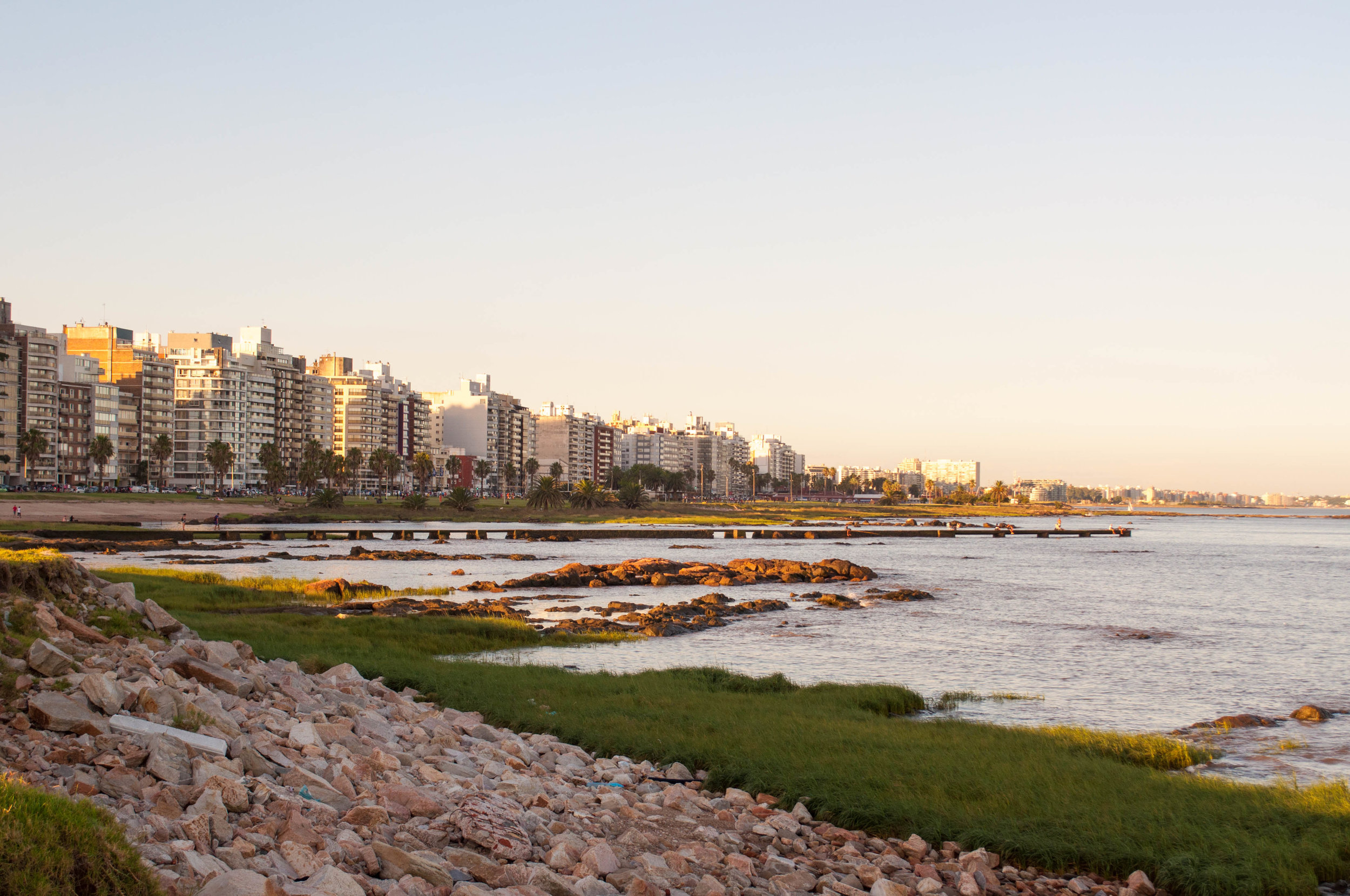 La rambla, things to do in Montevideo