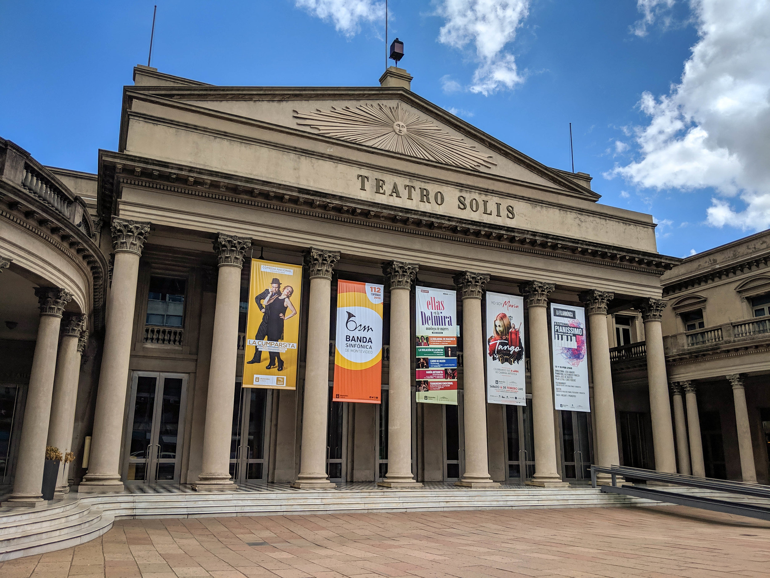Teatro Solis, things to do in Montevideo