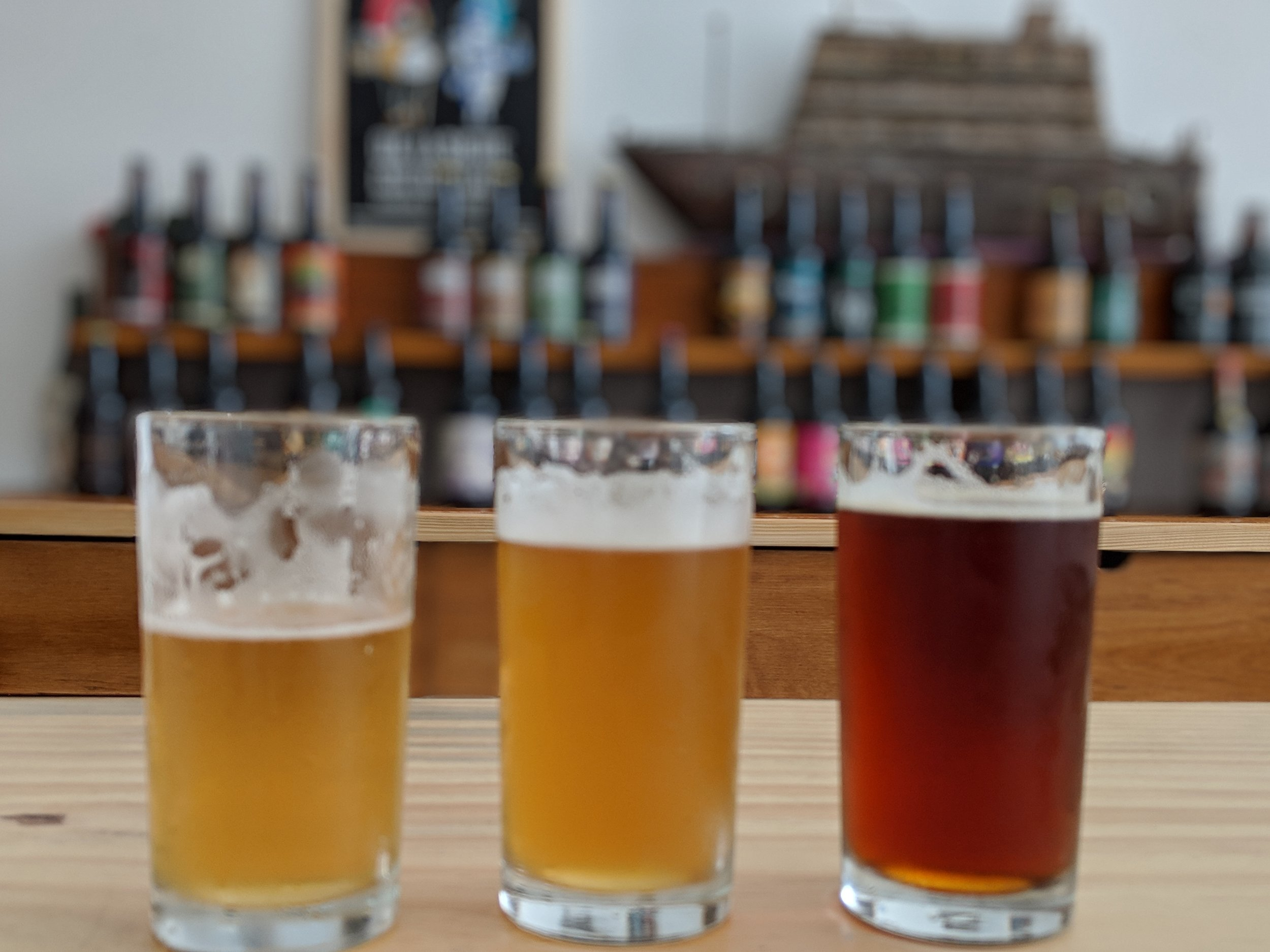 Uruguayan craft beer. Things to do in Montevideo
