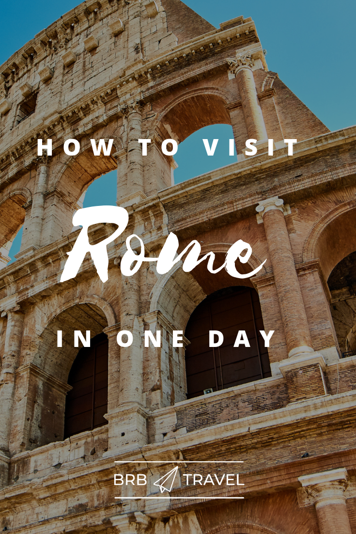 Tips on how to visit Rome in one day. Whether you are in Rome for a long layover or for a short business trip, here are tips on how to nail your visit. The guide gives you things to do in Rome. #Rome #Traveltips #thingstodoinRome #whattodoinRome #europe #italy #eurotravel #travel