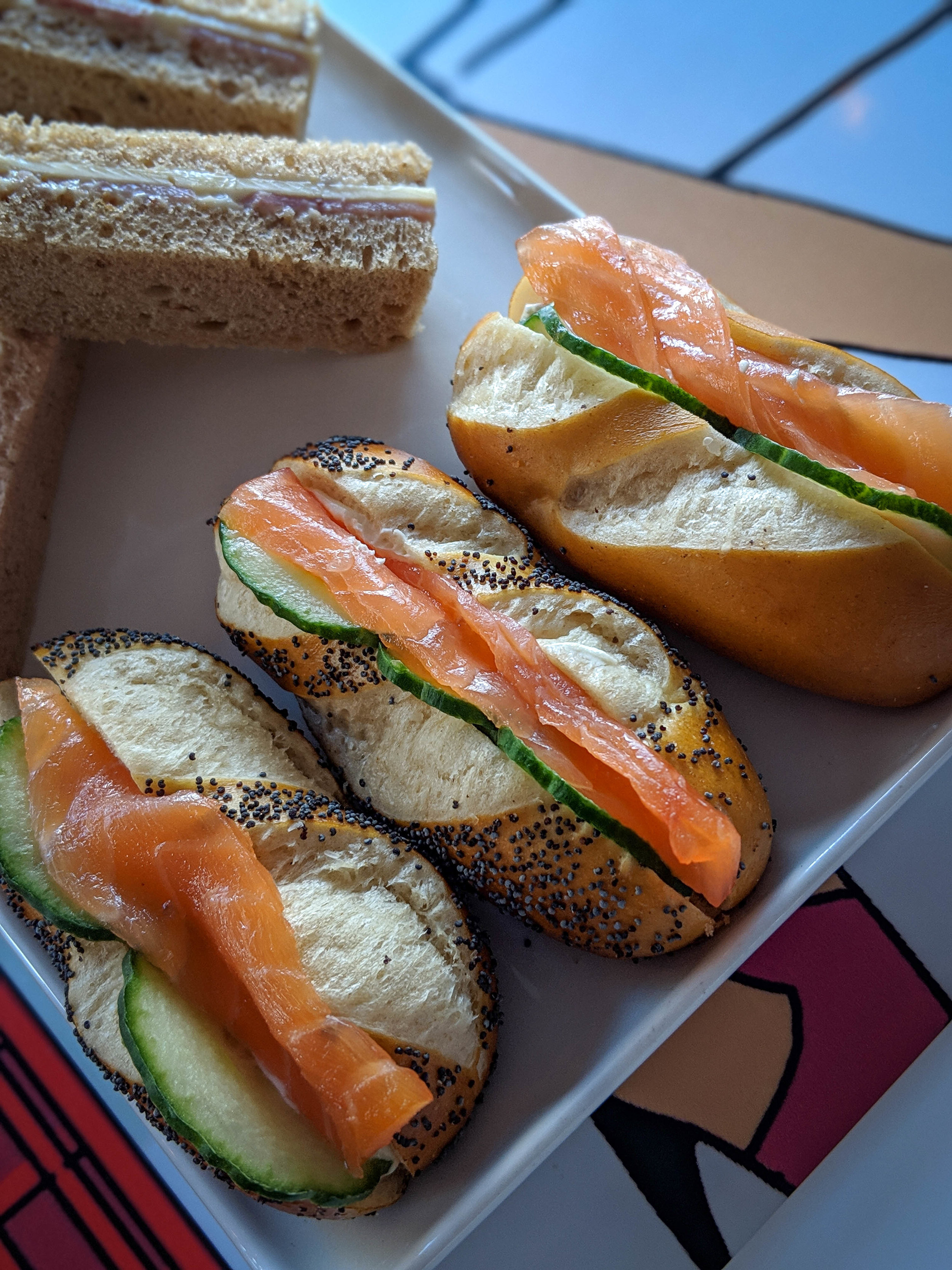 Brigit's Bakery Afternoon Tea in London