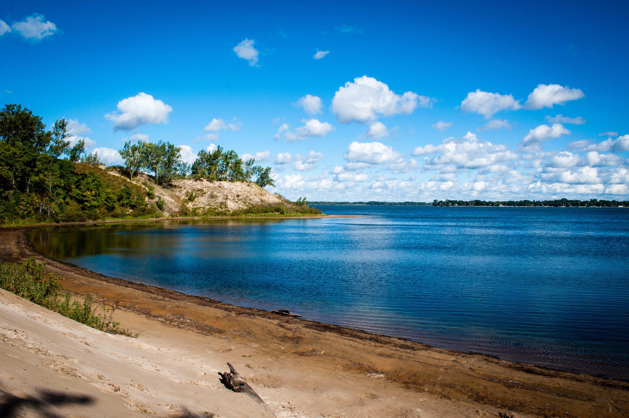 Sandbanks - Trip from Montreal