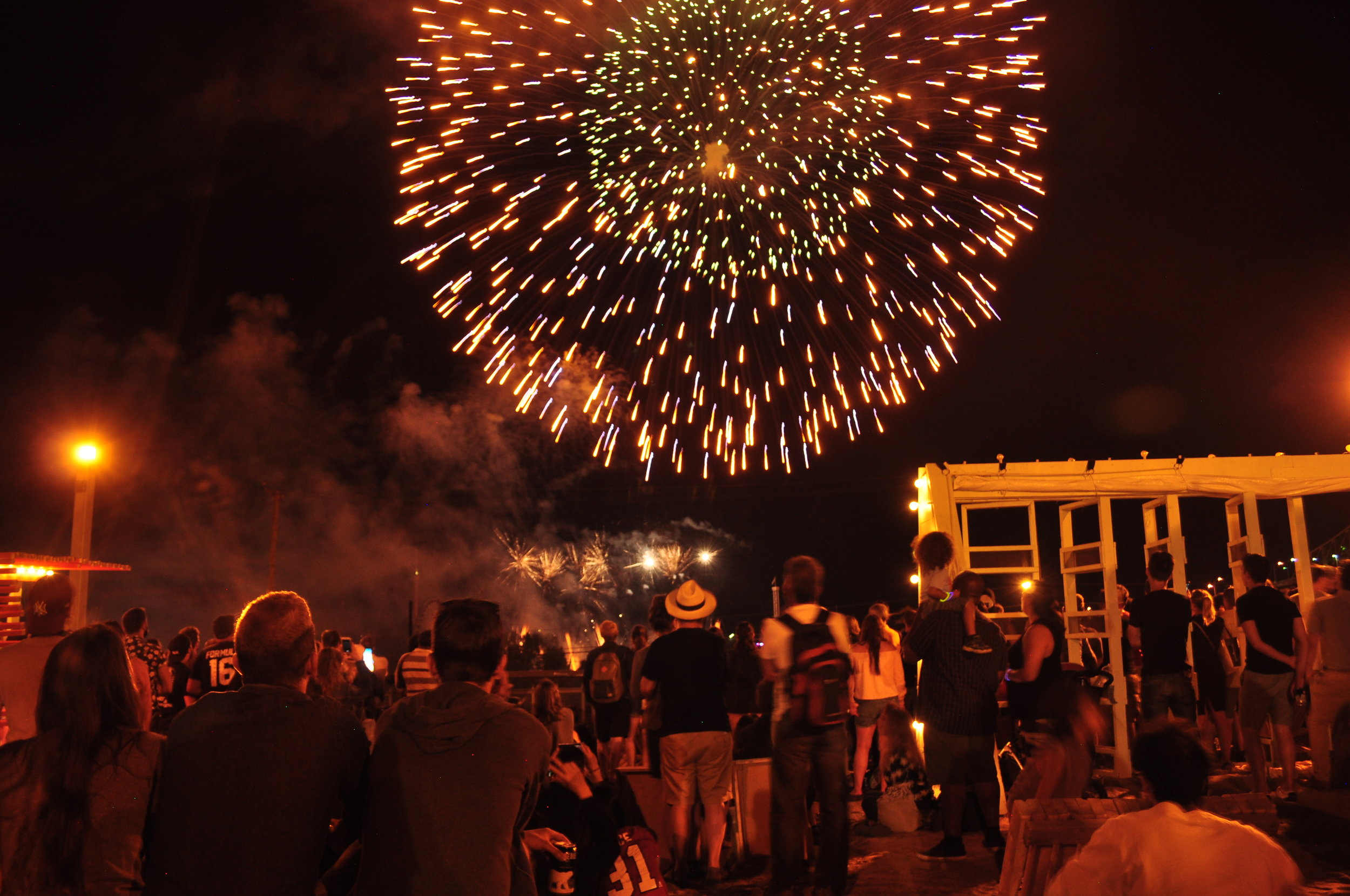 The Loto-Québec International Fireworks Competition