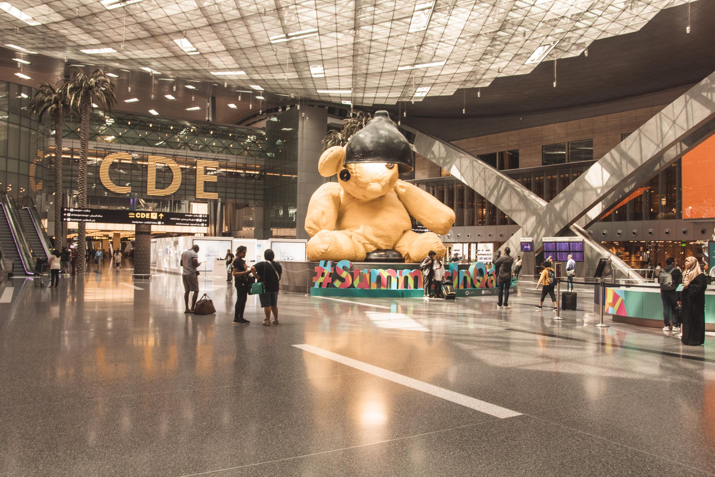 Hamad International Airport, DOH