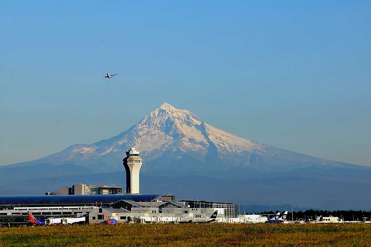 Portland Airport, PDX