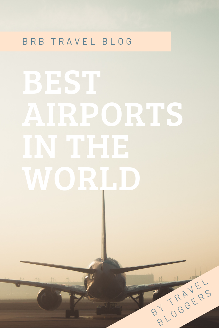 We have collected the best airports to do your layover, whether you want to swim at the airport's pool or get immersed in the vibe of a new city for a few hours, we got you covered!   #bestairport     #airport       #layover