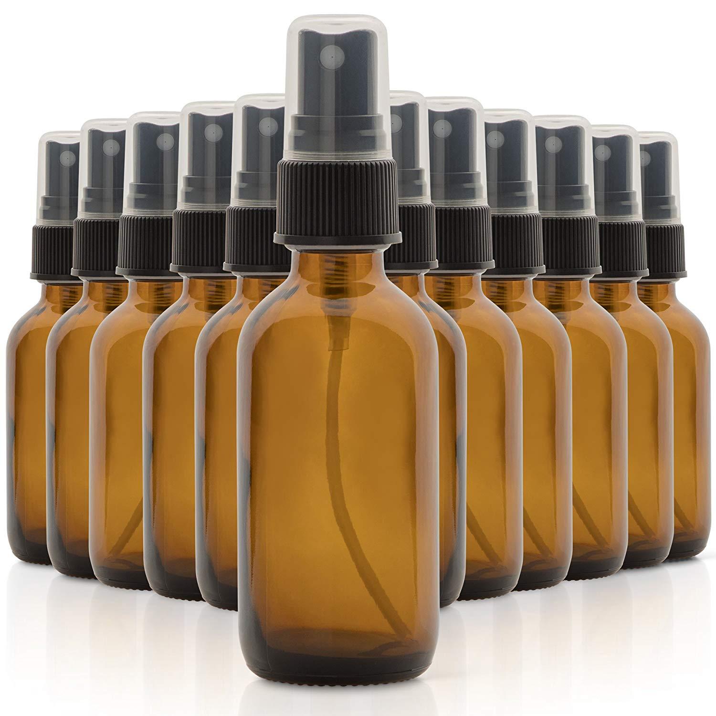 Glass Spray Bottles - For Essential Oil Blends
