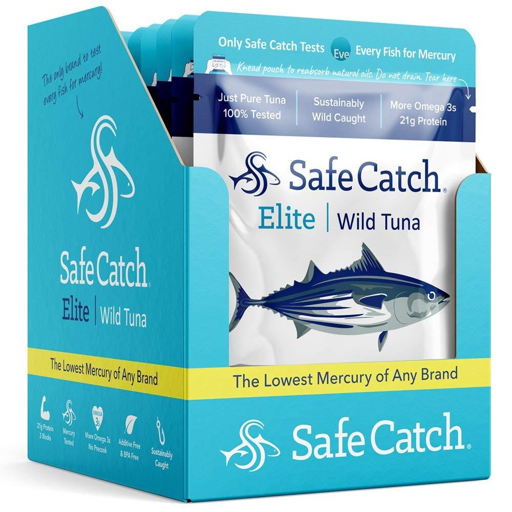 Safe Catch Tuna -