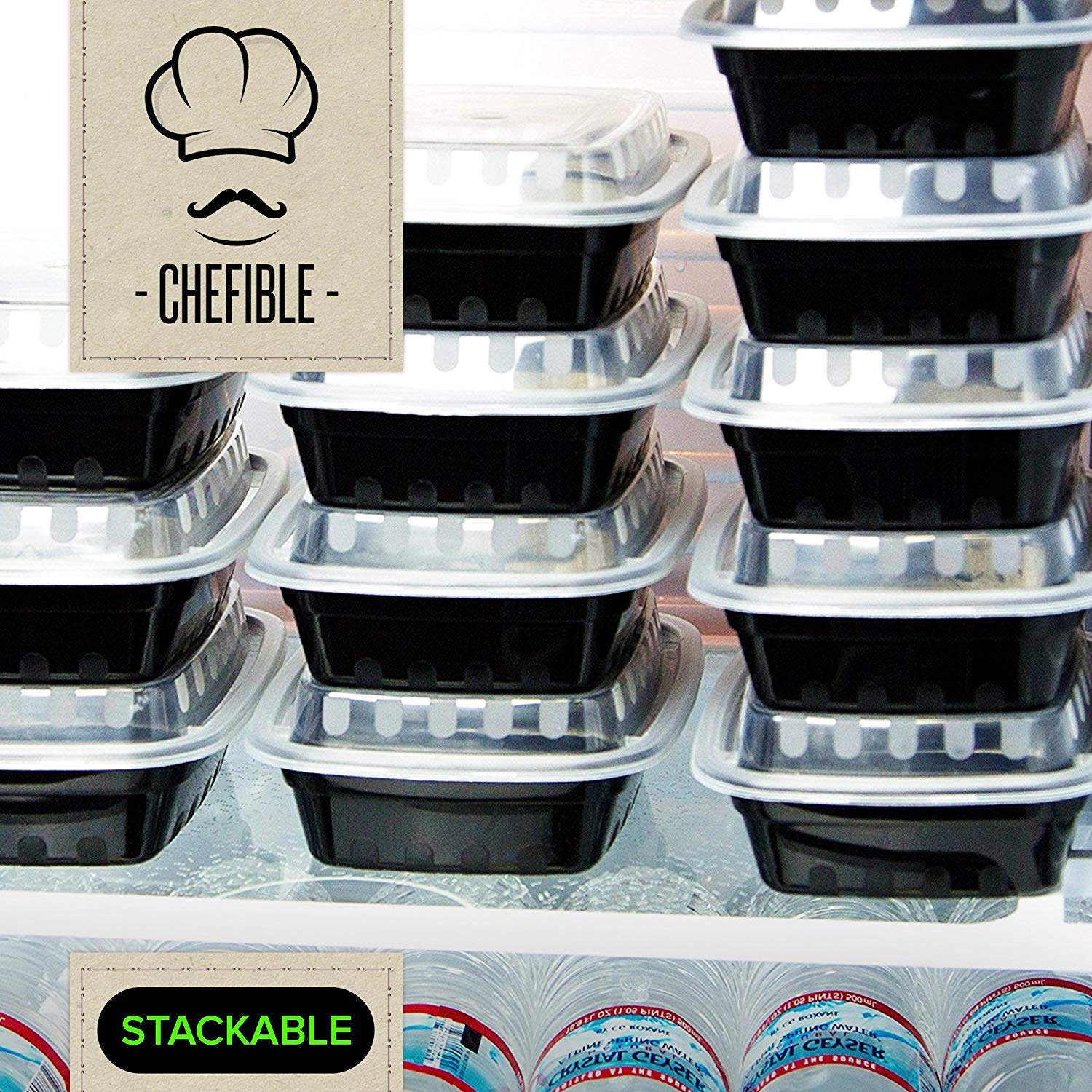 Small Meal Prep Containers -