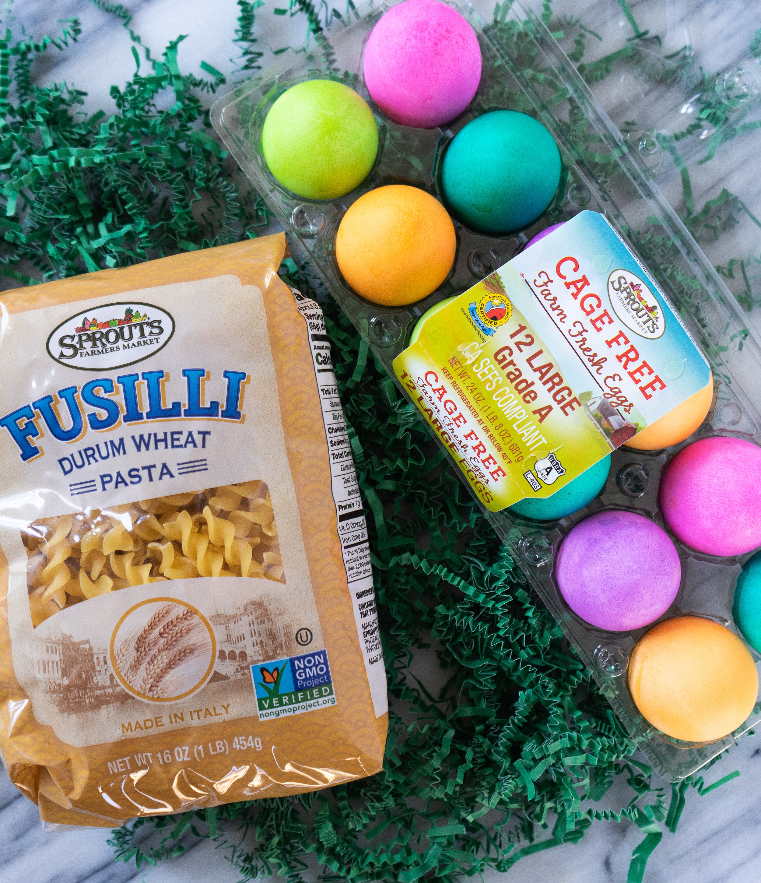 Not sure what to do with those leftover hard boiled eggs from Easter? Try this deviled egg pasta salad to feed the family with your leftovers!
