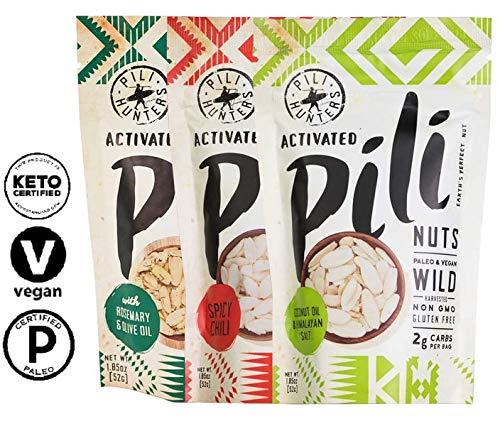 Pili Nuts -