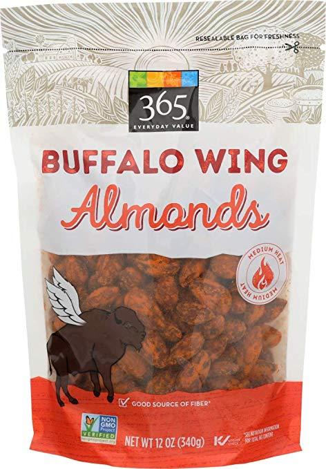 Buffalo Wing Almonds -