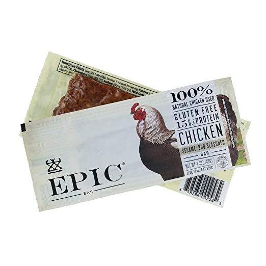 Epic Sesame Chicken Bar -